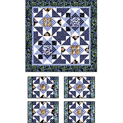 Blueberry Hill Table Set