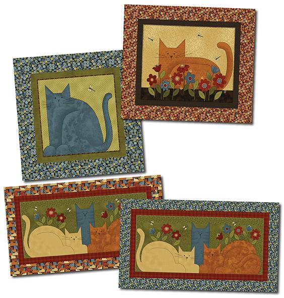 Crafty Cats Patterns
