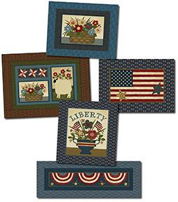 Liberty Hill Patterns