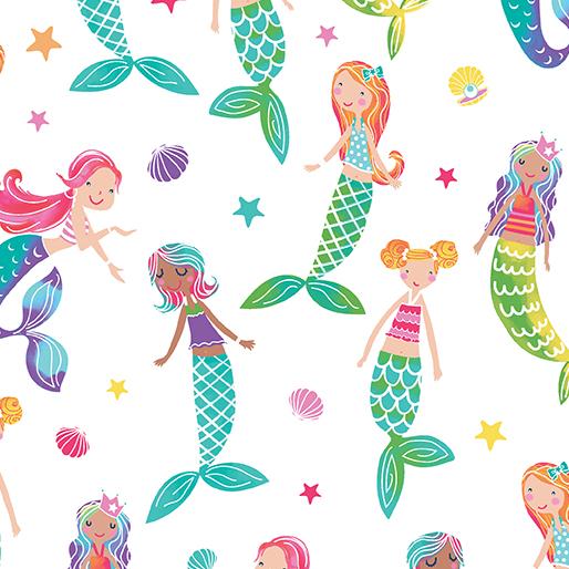 Mystical Mermaids