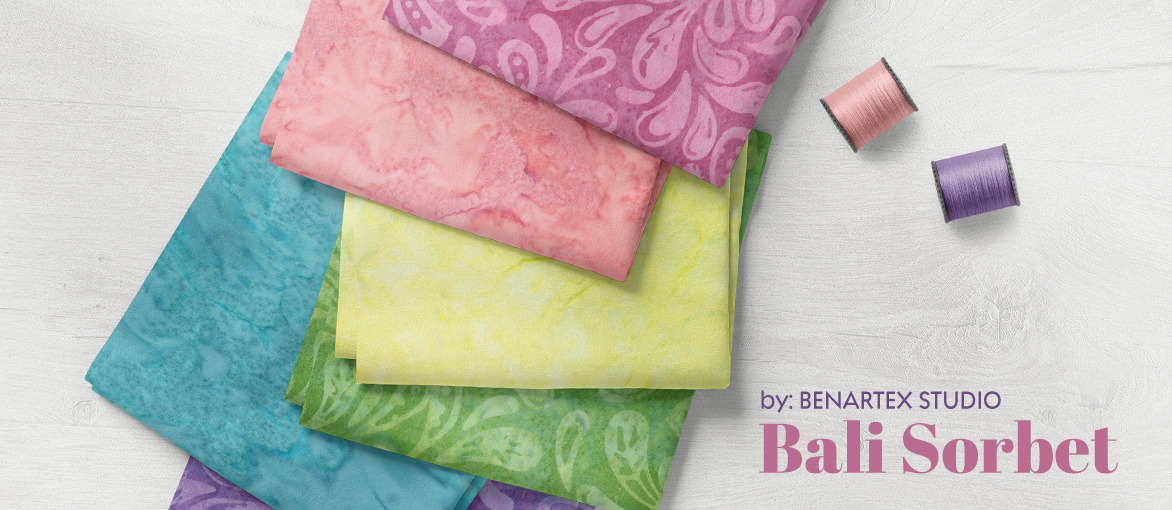 Bali Sorbet by Benartex Studio