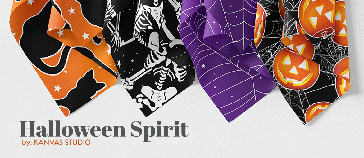 Halloween Spirit by Kanvas Studio